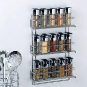 Revolving Spice Rack 20 Jars Olde Thompson 20 Jar Flower Revolving Spice Rack Walmart Com