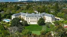 Image of Aaron Spelling mansion
