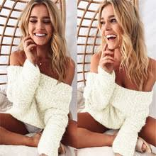 Popular Off Shoulder Wrap Sweater Buy Cheap Off Shoulder Wrap
