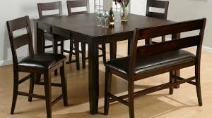 Black Square Dining Table Square Dining Table Sets Chicago Furniture For Counter Height Set