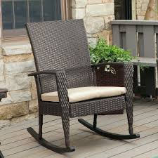 Swivel Rocking Chairs For Patio Patio Ideas Vintage Metal Rocking Patio Chairs Wood Patio