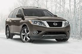 nissan canada oil change conquer canadian conditions with the 2015 nissan pathfinder