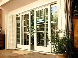 Replacement Patio Door Glass Patio Door Replacement Glass Size Of How To Replace Patio