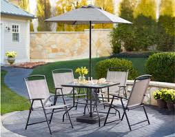 99 7 piece patio dining set free store pickup chairs
