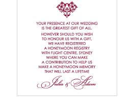 Alannah Rose Wedding Invitations Stationery 8 What To Put On A Wedding Gift List Alannah Rose Wedding