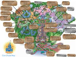 Printable Map Of Disney World by Coin Press Machines Around Wdw Wdw And Disney Park Discussions