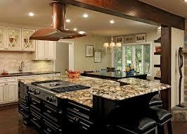 Kitchen Island Range Wonderful Kitchen Island Range Height Ideas Cooktop Photo
