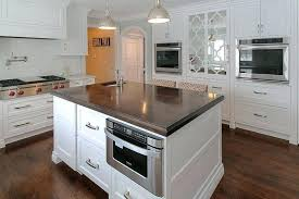 microwave in island in kitchen microwave in kitchen island microwave inside kitchen island