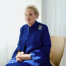 privacy policy madeleine fash madeleine albright shares her best advice for women people com