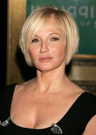 bob haircuts with bangs for women over 50 photo gallery of short bob hairstyles for over 50s viewing 8 of