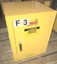 Justrite Flammable Liquid Storage Cabinet with Justrite 25042 Benchtop Flammable Liquid Storage Cabinet 4gal 15l