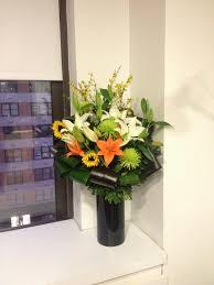 Silk Flower Arrangements For Office - weekly flower arrangements for office weekly delivery flowers
