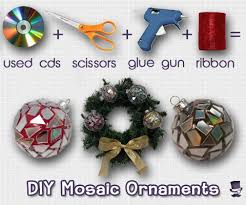 7 best diy mosaic ornaments images on