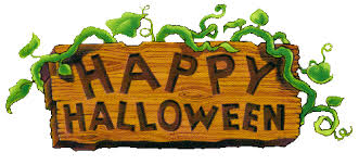 animated happy halloween clipart clipartxtras