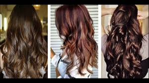 brown plum hair color to whom plum hair color suits best youtube