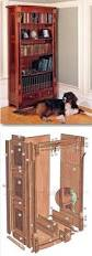 Woodworking Plans Bookcase Cabinet by Furniture Secret Compartments Furniture Plans And Projects