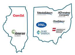 light company in cleveland ohio areas we serve ohio illinois dynegy