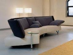 Curved Sofa Sectional by Silver Curved Sofa Luxury Curved Sofa Unusual Sofa Large Sofa