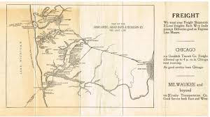 Grand Rapids Michigan Map by Grand Rapids Grand Haven And Muskegon Railway