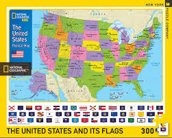 United States Geography Map by United States Map Jigsaw Puzzle Jigsaw Puzzles For Adults