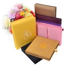 wedding invitation boxes invitation box stunning handmade silk wedding invitation box