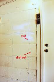 step by step how to build a garage shelf shining home design