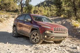 jeep cherokee trailhawk orange 2014 jeep cherokee trailhawk review long term verdict motor trend