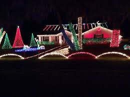 christmas lights ocala fl beason family s forest of lights home facebook