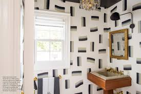 Coffee Shop Powder Room Nate Berkus Interiors Collector U0027s Edition Nate Berkus Interiors