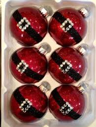 glitter ornament by absoutherndesigns on etsy 8 00
