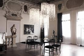 Awesome Dining Room Crystal Chandeliers Gallery Room Design - Contemporary crystal dining room chandeliers
