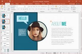 about me powerpoint template free prezi templates prezibase