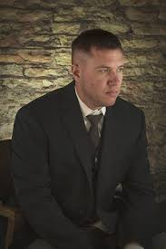 tommy shelby haircut by the hair of the peaky blinders beardsgaard barbers