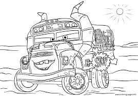 evil car from cars free coloring page u2022 cars movies coloring pages