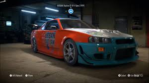 nissan gtr hd images need for speed 2015 nissan skyline gt r v spec 1999 customize