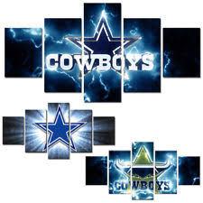Dallas Cowboys Wall Decor Super Bowl Dallas Cowboys Nfl Posters Ebay