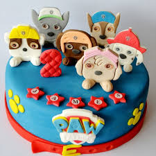 edible images for cakes paw patrol 7 edible cake toppers decoration personalised cake