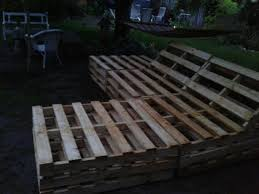 Outdoor Wood Sectional Furniture Plans by Diy Pallet Outdoor Sectional Furniture 99 Pallets