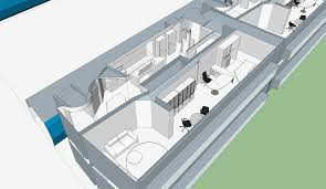need help designing spaceship again now focused on star trek spoiler officer quarters inside