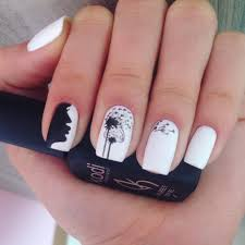 20 white nail art designs ideas design trends premium psd