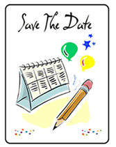 Save The Date Cards Free Free Printable Save The Date Cards