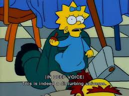 maggie the simpsons d arcy and posts
