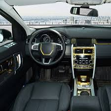 Gold Interior Accessories For Land Rover Discovery Sport Door