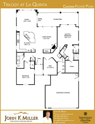 trilogy at la quinta floor plans john k miller group
