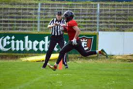 Barmer Bad Zwischenahn Vfl Oldenburg Knights American Football My Team My Sport