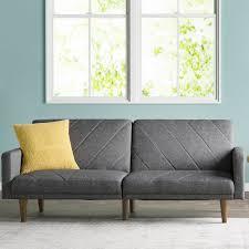 Brown Sleeper Sofa by Langley Street Heritage Sleeper Sofa U0026 Reviews Wayfair