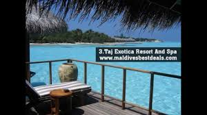 Maldives Cottages On Water by Top 10 Best Luxury Resorts Hotels Beachs Water Villas Spa In