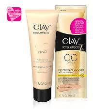Olay Bb olay total effects pore minimizing cc fair to light uk