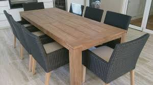 Teak Outdoor Dining Table And Chairs Furniture Stunning Free Outdoor Teak Dining Furniture Sle