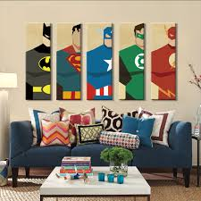 superman home decor buy picture superman and get free shipping on aliexpress com